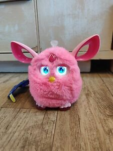 2016 HASBRO - ELECTRONIC INTERACTIVE - PINK FURBY CONNECT WITH SLEEPING MASK
