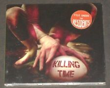 HARDY FOX killing time EUROPE CD new sealed THE RESIDENTS