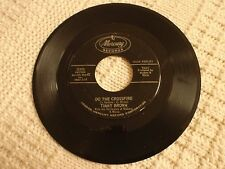 NORTHERN SOUL TIMMY BROWN DO THE CROSSFIRE/LOVE LOVE LOVE  MERCURY 72175