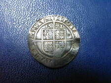 Elizabeth I Silver Sixpence 3rd/4th issue 1572 Ermine mintmark
