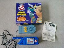 Vintage The Real Ghostbusters Ghost Spooker Voice Modulator Complete in Box