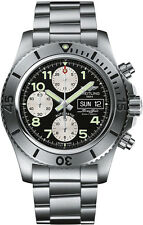 A13341C3/BD19-162A  NEW BREITLING SUPEROCEAN CHRONOGRAPH STEELFISH 44 MENS WATCH