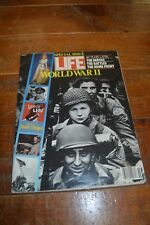 Special Issue Life Magazine - World War 2