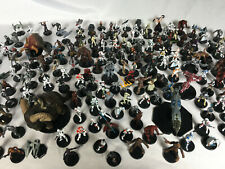 Star Wars Miniatures RPG Game WOTC Ships Character Figures CHOOSE ONE