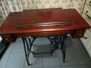 Vintage Jones Treadle Sewing MachineMa