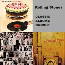 Rolling Stones - Classic Albums Bundle - 4 x 180Gram Vinyl LP's *NEW*