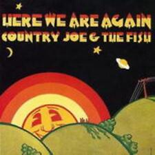 Country Joe & The fish-Here We Go Again, CD NUOVO