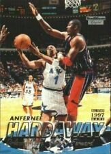 Cartes de basketball, saison 1997 Fleer