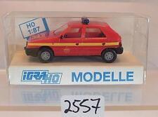 Igra 1/87 628 Skoda Favorit Limousine Feuerwehr OVP #2557