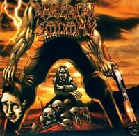 """CD IMPERIAL SODOMY """"TORMENTING THE PACIFIST"""" 9 TITRES D'OCCASION, COMME NEUF"""