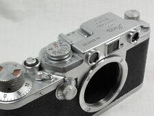 VINTAGE LEICA IIIF/III-f 35mm CAMERA BODY EXCELLENT