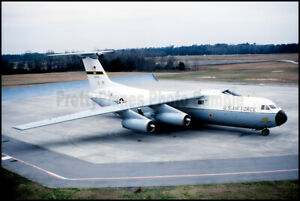USAF C-141 Starlifter 437th MAW Charleston 1980 8x12 Aircraft Photos