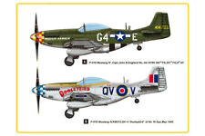 Hobbyboss 1/48 P-51D Mustang IV Fighter # 85802