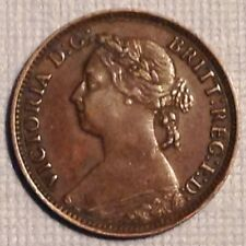 1885 Great Britain Victoria Farthing