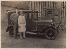 2199, Privat Foto Stolpe 1929 tolles Auto !
