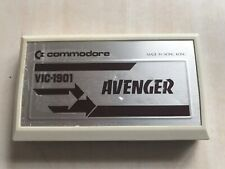 Avenger - Commodore VIC-1901. Cartridge. In Good Condition.
