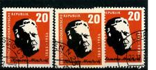 DDR_1957 Mi.Nr. 605 Hermann Abendroth 1. Todestag