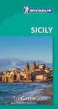 Michelin Green Guide Sicily (Green Guide/Michelin) by Michelin