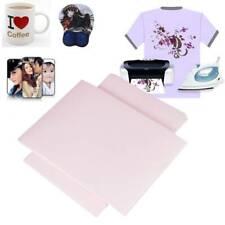 100 Stück T Shirt Folie Transferfolie Textilfolie für helle und dunkle Stoffe A4