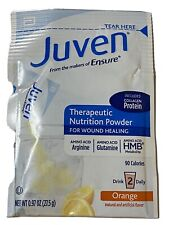 Juven Therapeutic Nutrition Powder Orange Flavor 8-Packets