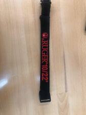 Allen Ruger 10/22 Rifle Sling-Black/Red 27838