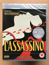 L. ' Assassino 1960 Italian Película Culta Clásica ARROW Video Gb Blu-Ray