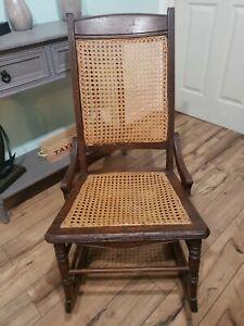 "Antique Rocking Chair "" Lincoln Nursery Rocking Chair """
