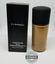 M.A.C Cosmetics Studio Fix Fluid SPF15 Foundation ღ NC37 ღ AUTHENTIC (FREE SHIP)