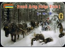 Strelets - French army sledge train 1 - 1:72