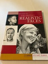 SECRETS TO DRAWING REALISTIC FACES- PAPERBACK BOOK