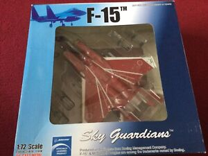 Witty Wings Sky Guardians WTW-72-005-008. 1/72 SCALE F-15J 50th Anniversary Rare