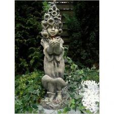 Steinfigur Lichterfee Fingerhut