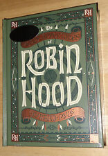 The Merry Adventures of Robin Hood by  Howard Pyle - Hardcover - Leatherbound