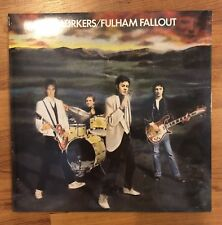 THE LURKERS Fulham Fallout | Brand New Sealed RSD18 Record Store Day LP