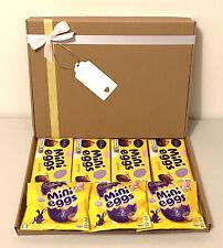 Cadbury Mini Eggs Bars & Mini Eggs Bags Hamper *NEW* SPECIAL EASTER BIRTHDAY