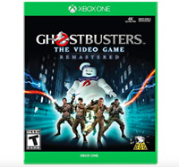 Ghostbusters The Video Game Remastered  Xbox One Us Edition New Factory Sealed