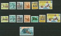 TANGANYIKA 1961 Independence Day 5 C - 20 C, 50 C - 1 Sh + complete OFFICIAL SET