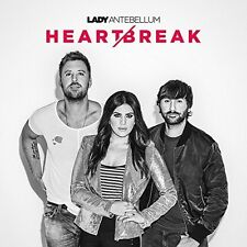 Heart Break - Lady Antebellum (2017, CD NUOVO)