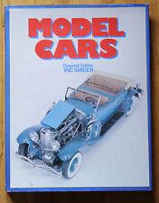 Livre MODEL CARS  Miniatures automobiles - Hamlyn Bison