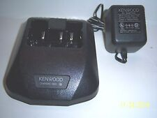 KENWOOD KSC-15 Battery Charger for TK 260 and  TK 270 Radios.