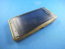 Handy Tasche Hülle Nokia N8 Handytasche Nostalgie Case Transparent Durchsichtig