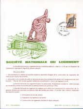 FA17 Editions Frisch  Société nationale du logement cachet 17-10-1970 Bruxelles