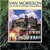 Van Morrison - Live at the Grand Opera House Belfast (CD) . FREE UK P+P ........