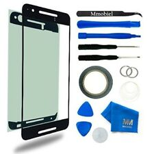 MMOBIEL Front Glass for Huawei Nexus 6P Series (Black) Display Touchscreen incl