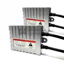 2x XENON HID Ballast 12V AC 55W Digital Conversion Kit Replacement 9005 9145 H10