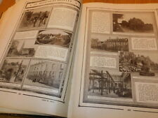 900 pages GROS album LE PANORAMA DE LA GUERRE 1914 WW1 histoire photos WORLD WAR