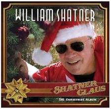 William Shatner - Shatner Claus: The Christmas Album (CD) • NEW