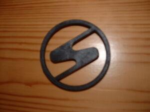 Motorhaubenemblem Emblem IFA Trabant 601 Sachsenring S Zeichen Motorhaube Trabi