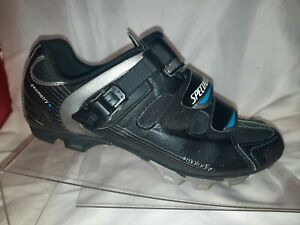 Specialized Body Geometry MTB Cycling Shoes Women's US 9 EU 40 2 bolt esxcellent