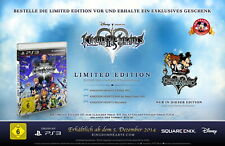 Kingdom Hearts HD 2.5 Remix-Limited Edition (Sony PlayStation 3 ps3)